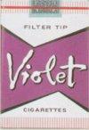 元祖地域限定たばこ VIOLET(バイオレット)